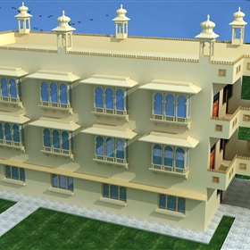Resort Architect in Udaipur Mumbai